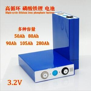 Image 5 - LiitoKala 3.2V 90Ah battery pack LiFePO4 Lithium iron phospha Large capacity 90000mAh Motorcycle Electric Car motor batteries