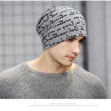 Hat mens autumn and winter thin section baotou hat womens headgear summer cotton cap month caps headscarf pile of hats
