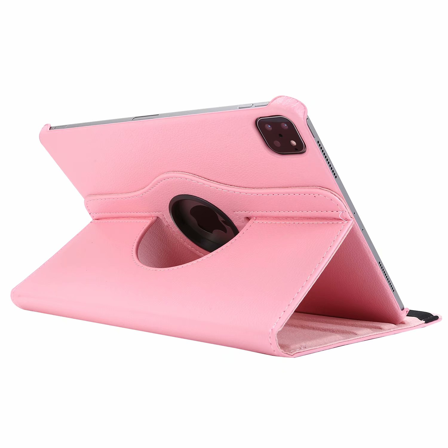 Pink Pink Case for iPad Pro 11 Cover 2021 2020 2018 A2228 A2068 A2230 A2013 A1934 A1980 360
