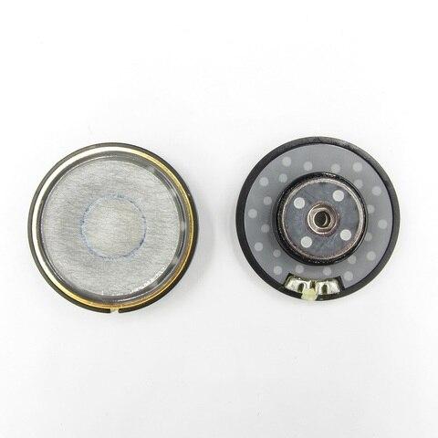 para b & Fone de Ouvido Bluetooth Original Mais Novo Driver Alta Fidelidade 40mm Fone Alto-falante Unidade Peças Reparo 2pcs w p7