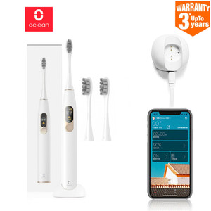 Image 1 - 2020 Oclean X Sonic Electric Toothbrush Upgraded Adult Waterproof Ultrasonic Automatic Toothbrush USB Rechargeable