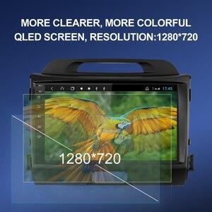 Image 2 - Isudar H53 4G Android 1 Din Tự Động Phát Thanh Cho Xe KIA/Sportage Máy Nghe Nhạc Đa Phương Tiện Octa Core RAM 4GB ROM 64GB GPS Camera Hình USB DVR DSP