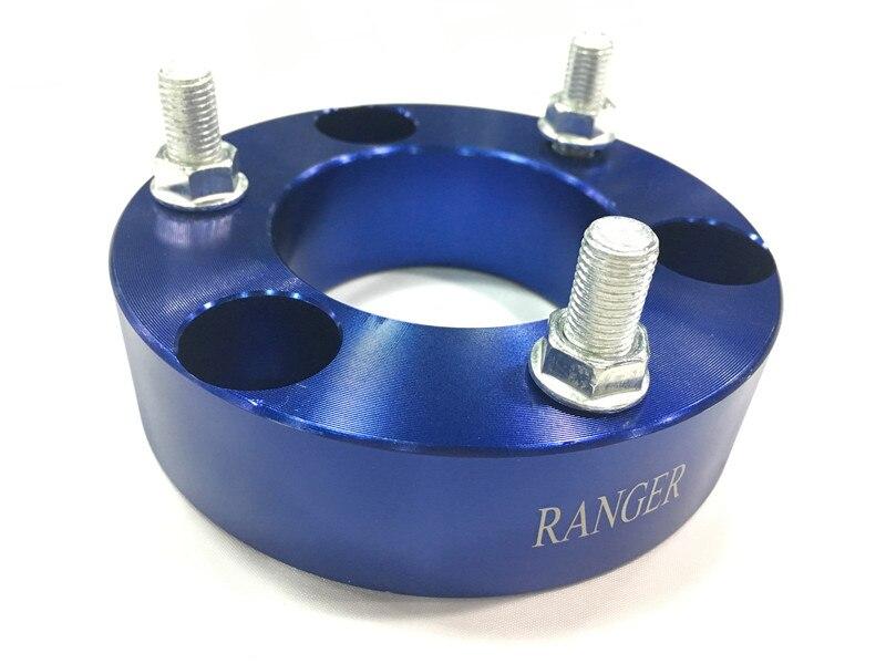 Kits de elevación de suspensión delantera para Ford Ranger T6 para Mazda BT-50 2011-2019 amortiguadores de puntal de bobina que absorben los espaciadores de resorte elevan 32mm