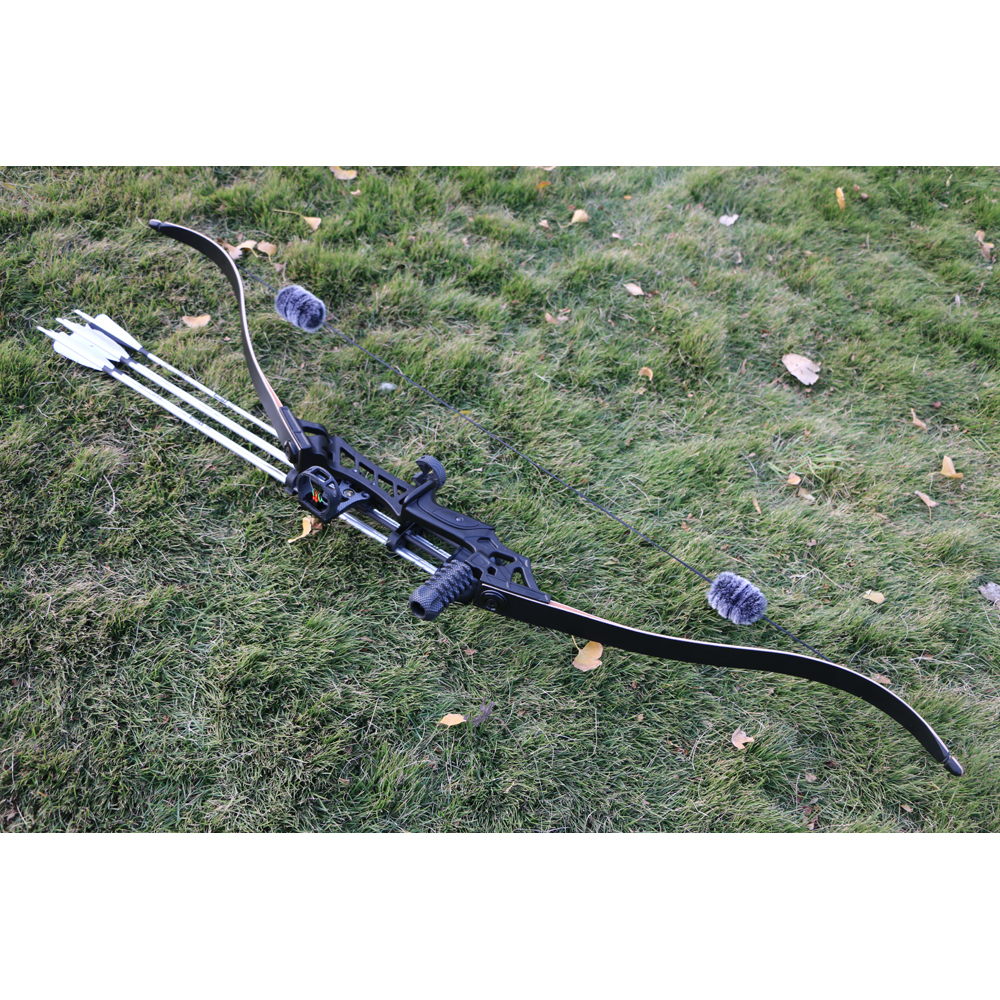 Huntingdoor Recurve Bow Takedown American Hunting Estilingue Bow 30-50lbs  Right Hand For Outdoor Hunting Shooting