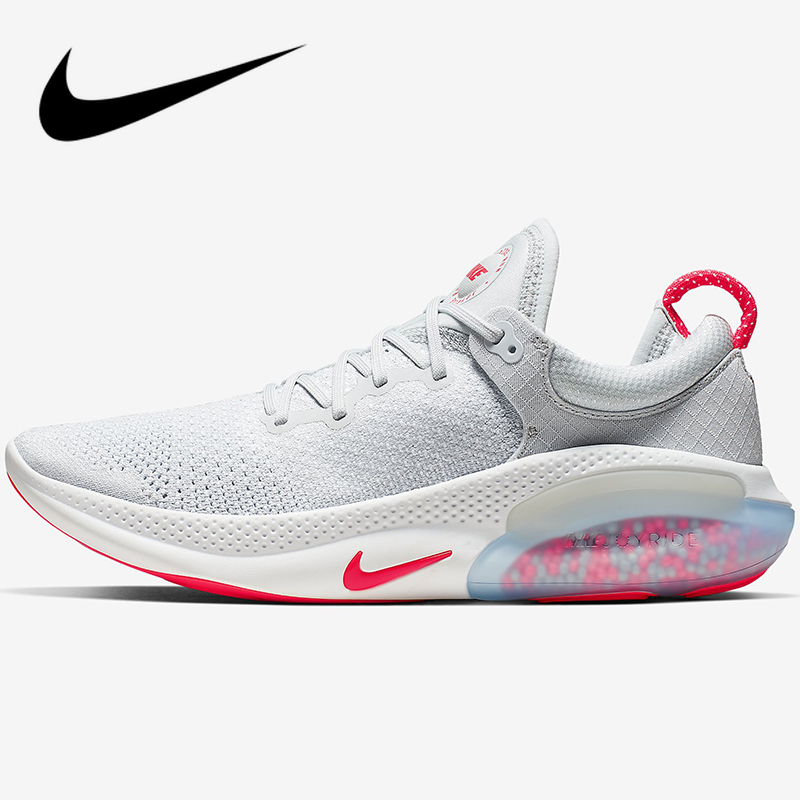 Original Nike Joyride Run FK Men's Sports Running Shoes Comfortable Non-slip Jogging Athletic Mesh Breathable Sneakers AQ2730 image