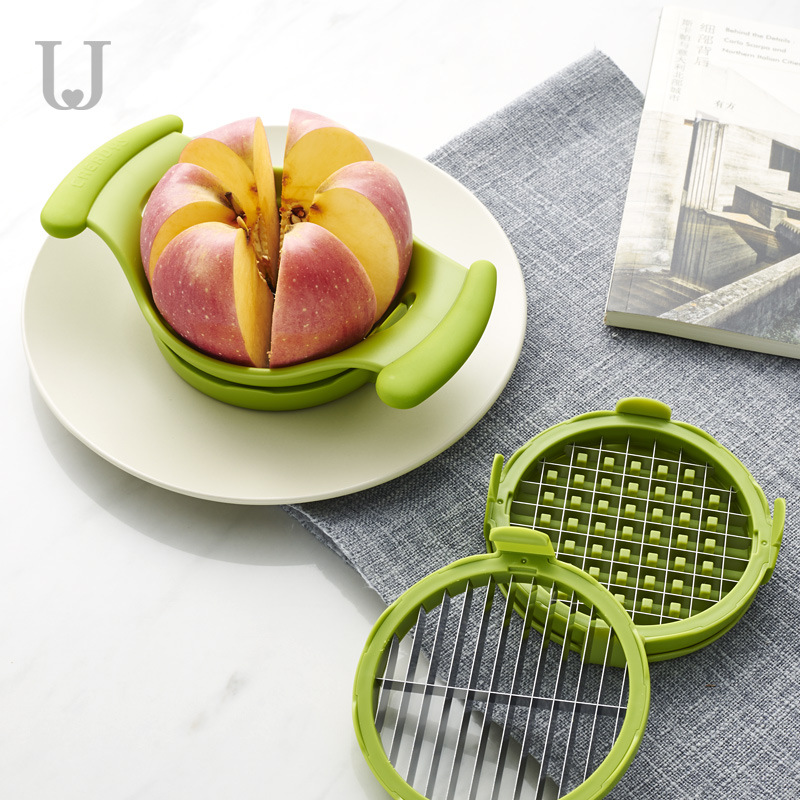 Zuo Dun Judy Cut Apple Useful Product Diced Multi-functional Fruit Splitter Slice Set Cut Fruit Cutting Up Vegetables Useful Pro