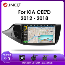 JMCQ Android 9.0 Car Radio  For KIA Cee'd CEED JD 2012-2018 Multimidia Video 2 din T9 RDS DSP 4G+64G GPS Navigaion Split Screen