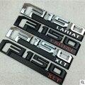 3D ABS F150 LARIAT F150XLT эмблема знак, наклейка на автомобиль багажника Наклейка для ford SVT raptor F250 F350 Фокус 2 ranger kuga