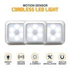 6 LED Square Motion ...