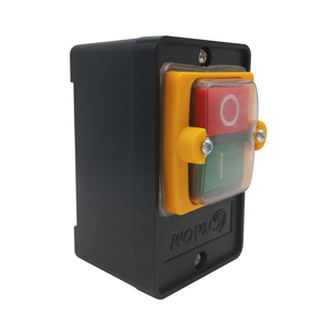 Image 2 - ON/OFF 방수 비상 누름 버튼 스위치 최대 10A 380V