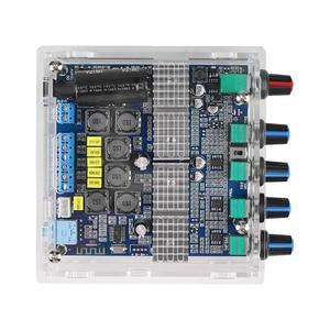 Image 5 - GHXAMP TPA3116 5.0 Bluetooth amplifier 2.1 Amplifiers Board 50W+50W+100W Woofer Speaker DIY 12 24V High Power With Case