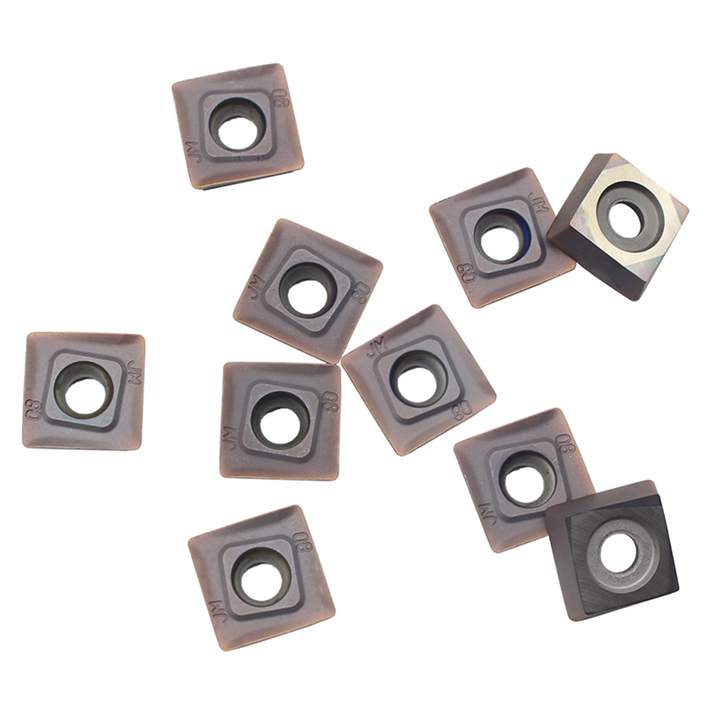 100pcs SOMT12T308-JH VP15TF  Inserts Carbide Insert Milling Cutter carbide bits