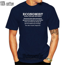 Economist Definition T-shirt Economie Afgestudeerde Afstuderen
