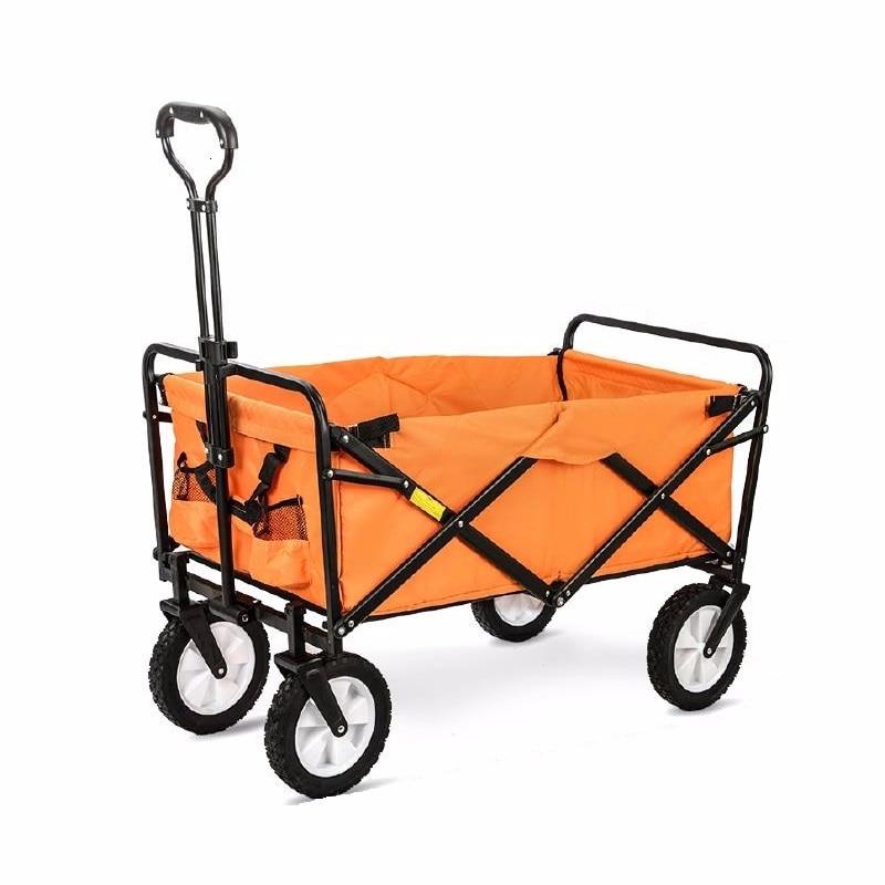 Compra Carro Bar Carrello Pieghevole Shopping De Courses Avec Roulettes Chariot Roulant Kitchen Table Mesa Cocina Trolley Cart