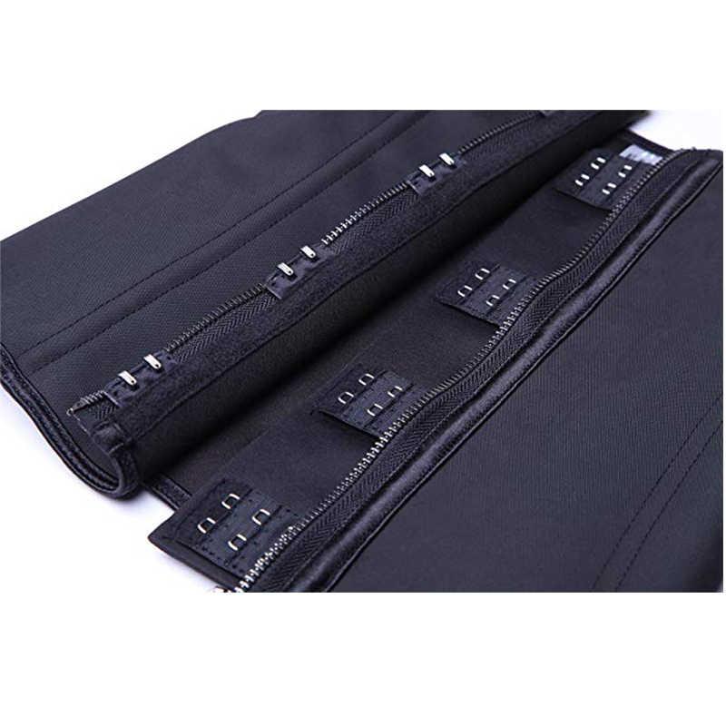 CXZD נשים מותניים מאמן חגורת Shaper מותן מהדקי רוכסן גוף Shaper Zip מחוך אבנט חגורה דקה סקסי הרזיה החגורה