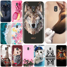 For Samsung Galaxy J2 Core Case Silicone Back Cover 2018 Sm J260 J260F Phone Capa Funda Coque