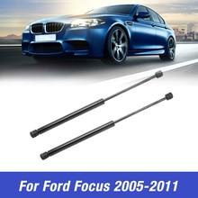 цена Car Rear Trunk Lift Support Gas Spring Struts Arm Rod Damper For Ford Focus 2005 2006 2007 2008 2009 2010 2011 Lift Supports онлайн в 2017 году