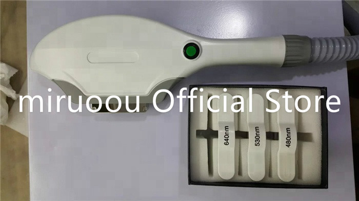 China Factory Direct Sale Cost Performance Ipl Handpiece Spare Parts
