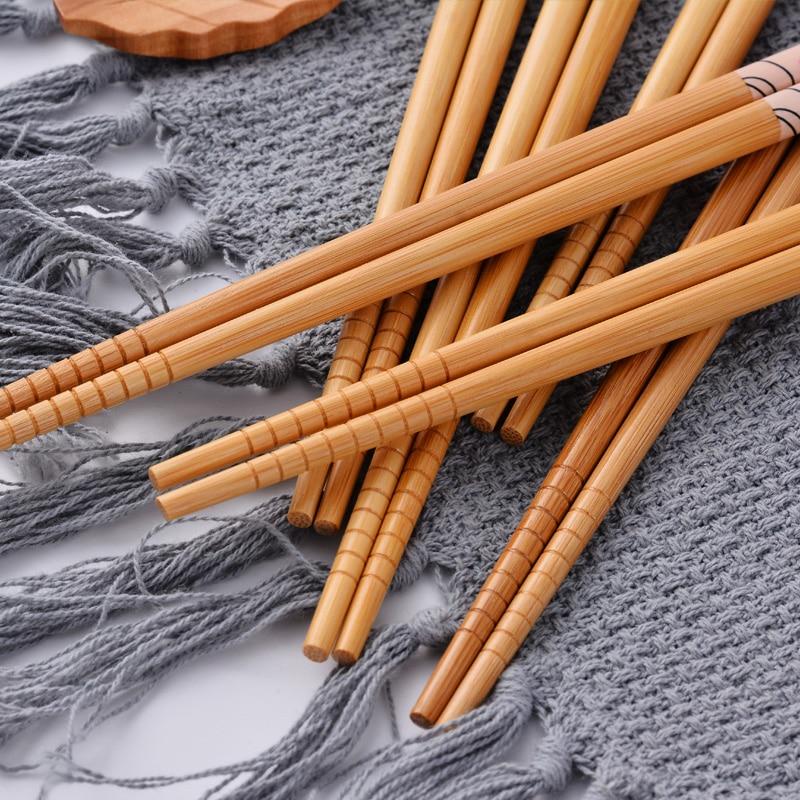 Купить набор палочек для еды ручной работы набор из 5 пар японских