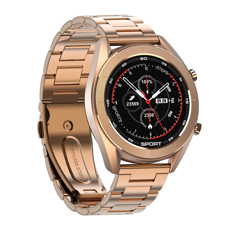 DTNO.I <font><b>No</b></font>.<font><b>1</b></font> DT99 Smart Watch IP68 Waterproof Round HD Screen ECG Detection Changeable Dials <font><b>Smartwatch</b></font> Fitness Tracker Men image