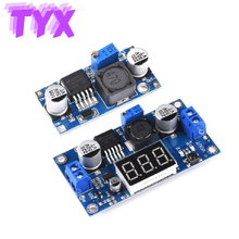 LM2596S DC-DC DC Adjustable Buck Regulated Power Supply Module Board Buck Power Supply Module BUCK 3A 5A 75W 24V to 12/5V
