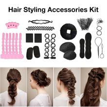 Hair Styling Accessories Kit Hair Braiding Tool