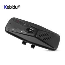 ユニバーサルスピーカーフォンハンズフリーの Bluetooth カーキットワイヤレススピーカー自動車サンバイザーの Bluetooth 5.0 MP3 の Mic との電話