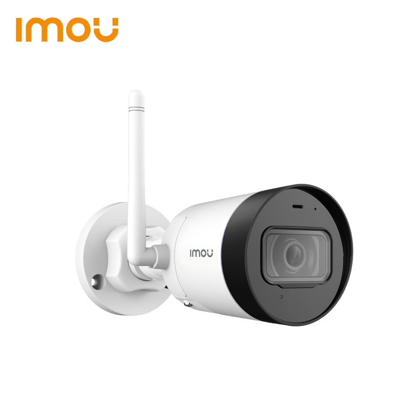 <font><b>Dahua</b></font> Bullet <font><b>camera</b></font> imou Bullet Lite <font><b>4MP</b></font> Built-in Microphone Alarm Notification 30M Night Vision Wifi <font><b>IP</b></font> <font><b>Camera</b></font> image