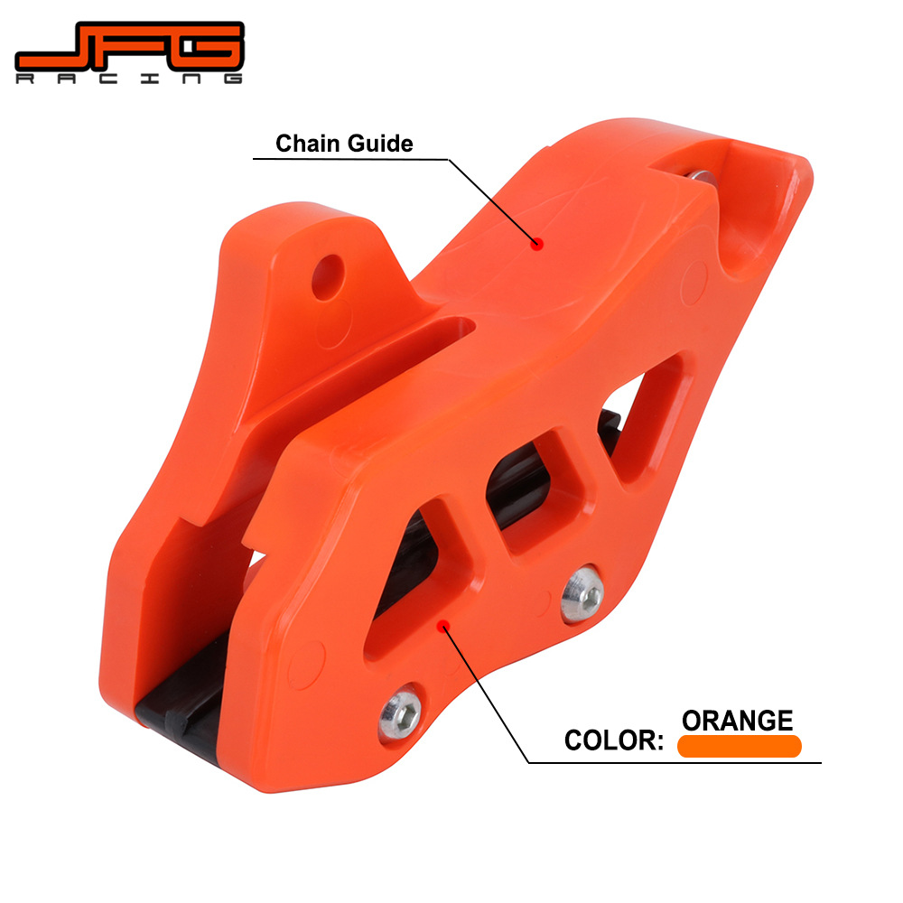 Motorcycle Chain Guide Guard For KTM EXC SX SXF XC XCF XCW XCFW EXCF EXCW MX 125 150 <font><b>250</b></font> 350 450 530 2008-2018 690 <font><b>Enduro</b></font> SMC image