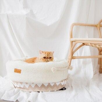 JORMEL мягкий домик для домашнего животного Собаки Кровать домик для собаки кошки маленькие животные продукты Cama Perro Hondenmand Panier Chien legowisco Dla Psa