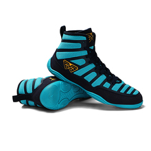 Sneakers Boxing-Shoes Flight Training Men Breathable High-Quality