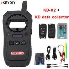 Keydiy KD-X2 desbloqueador remoto e gerador-transponder clone com 96bit 48 transponder cópia sem token + dados kd coletor