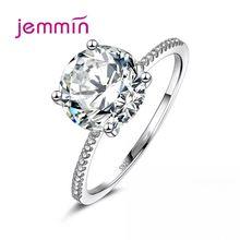 Ослепительная с украшением в виде кристаллов кольцо 100% 925