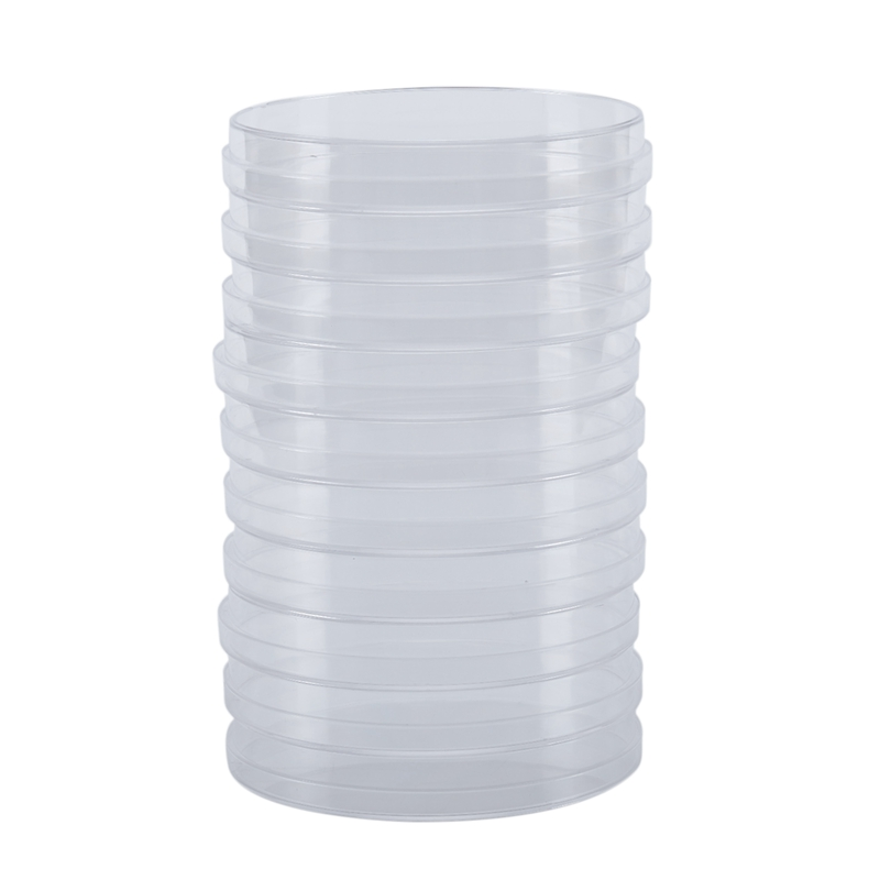 Plastic Petri Dish 90 X15mm, Sterile, Pack Of 10