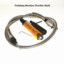 Table Polishing Machine Flexible Shaft Tube Clamping Size 6.5MM For Electric Grinding Machine Shaft Tube For Die Grinder