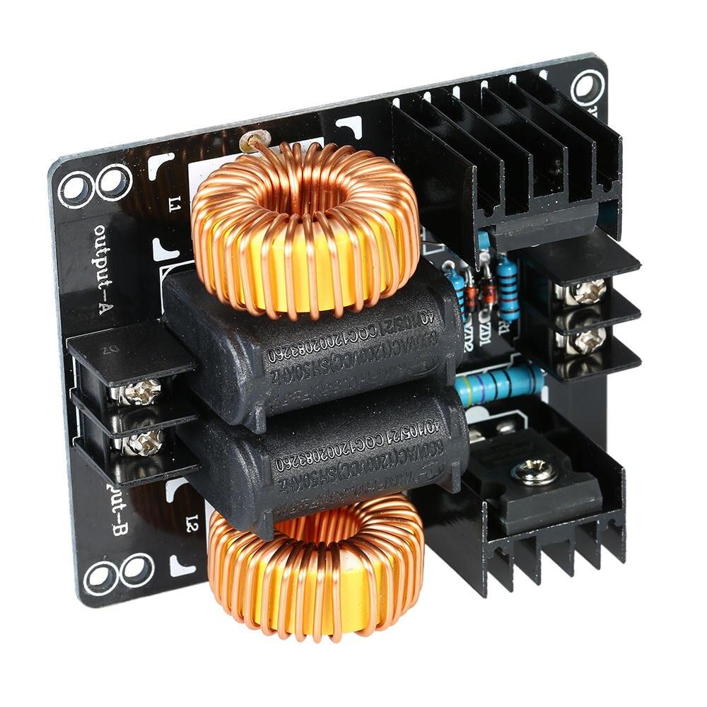 1000 Вт 20А звс низкое напряжение платы отопительный модуль Индукционная плата отопительный модуль обратный драйвер нагреватели