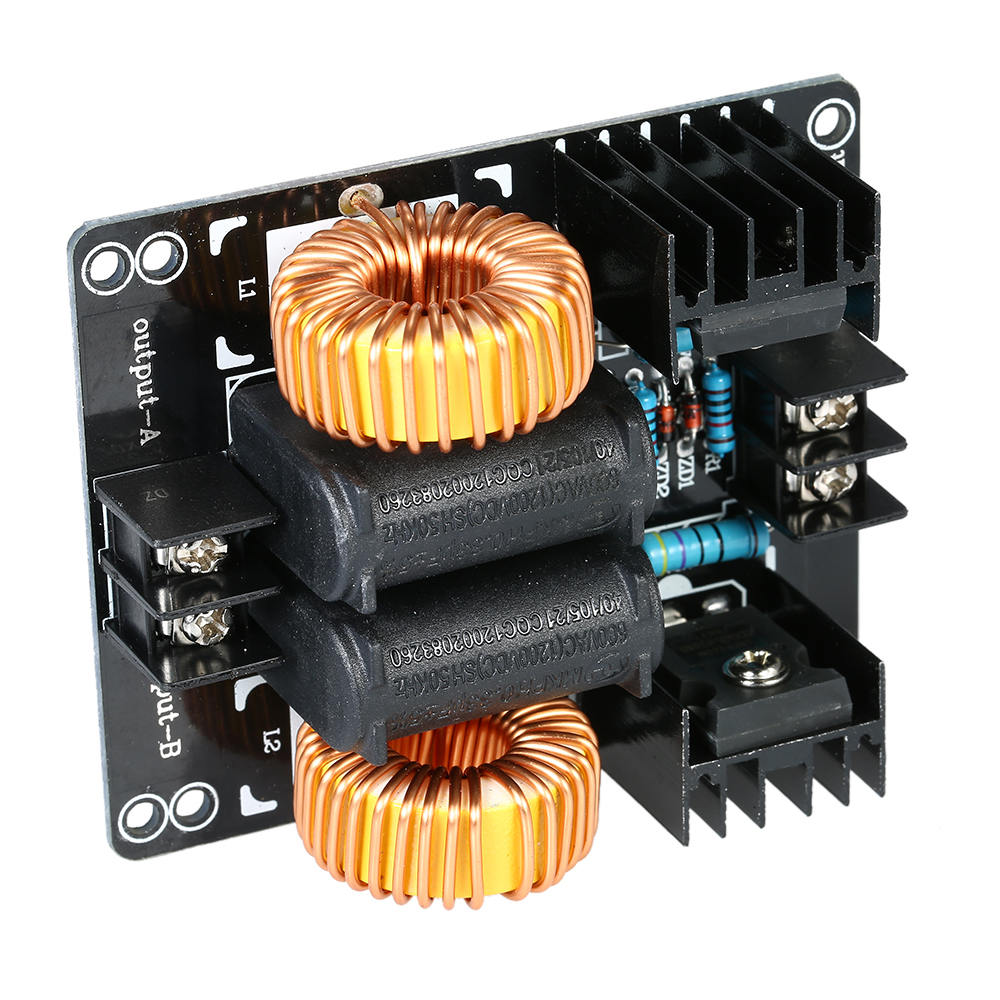 1000W 20A ZVS Low Voltage Board Heating Module Induction Board Heating Module Flyback Driver Heaters