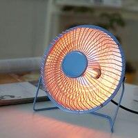 Mini chauffage électrique à la maison infrarouge 220V 400W Portable électrique réchauffeur d'air chaud ventilateur bureau pour hiver ménage salle de bains|Chauffages électriques| |  -