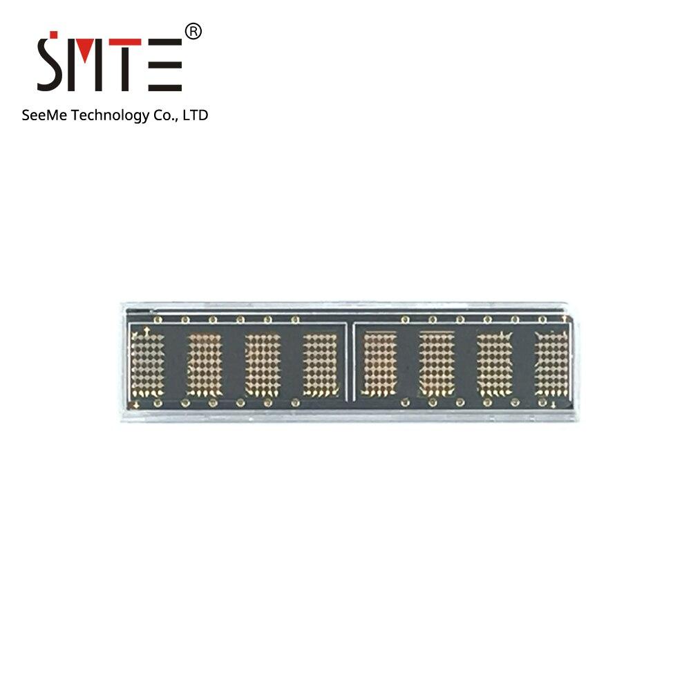 HDSP-2531 DIP I5 LED Displays & Accessories Yellow 585nm 5x7 Smart Display