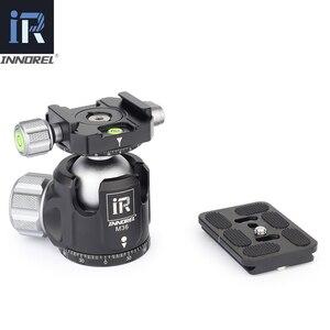 Image 4 - RT75CL المهنية 10 طبقات من ألياف الكربون ترايبود Monopod للكاميرا DSLR مع مزدوجة بانورامية منخفضة الشخصي الكرة رئيس السائل الرأس