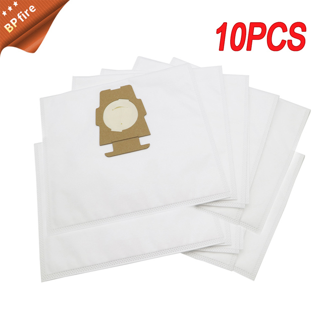Best Sell 10Pcs Dust Bag Vacuum Cleaner Part for Kirby Sentria 204808/204811 Universal F/T Series G10