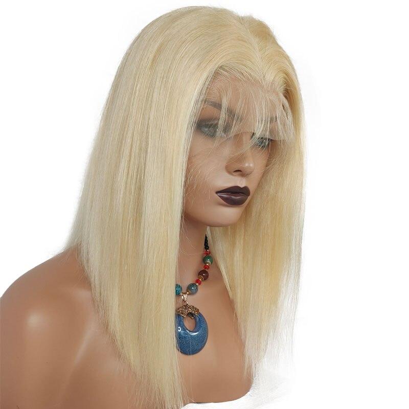 cabelo humano bob perucas remy curto ombre