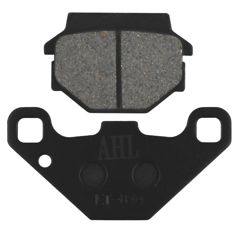 Kawasaki ZZR250 Pair EBC Rear Brake Pads FA067//3