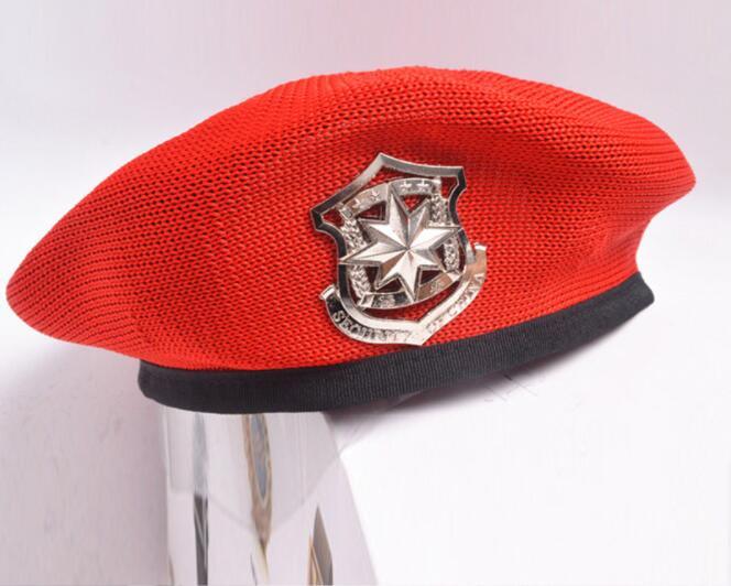 Captain Cap For Women Party Cosplay Berets Female Crochet Military Hats Star Flat Cap Casquette Navy Cap
