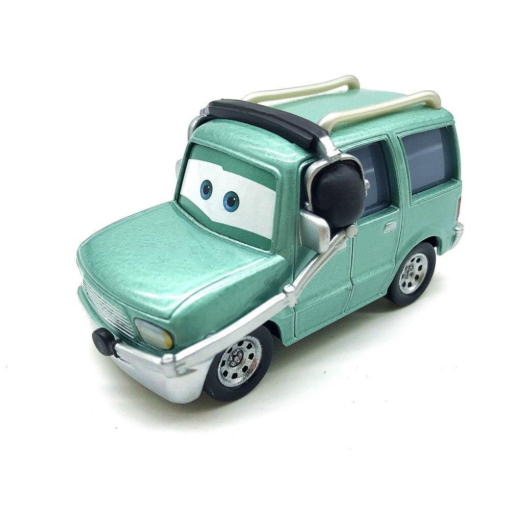Disney Pixar Cars Nelson Blindspot 1:55 Diecast Metal Alloy Toy Car Model Kids Boy Birthday Gift