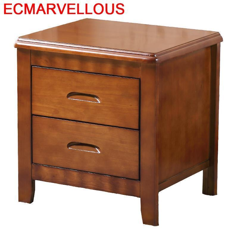 Chambre Yatak Odasi Mobilya European Shabby Chic Wooden Cabinet Bedroom Furniture Mueble De Dormitorio Quarto Bedside Table