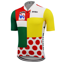 La Vie Claire Cycling jersey ropa ciclismo bike wear short sleeve summer breathable France cycling clothing cheap Mercatone Uno Polyester M-80053 Spring AUTUMN Jerseys Full Zipper Anti-Pilling Anti-Shrink Anti-Wrinkle Quick Dry Anti-sweat
