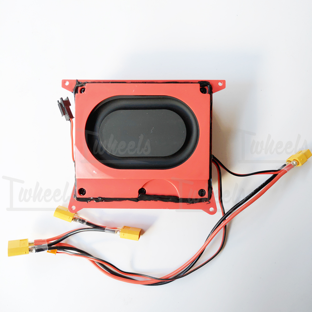 Original GotWay Nikola Red Speaker Nikola Updated Version Bluetooth Speaker GotWay EUC Parts