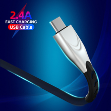 USB Type C Cable Fast Charging USBC Sync Data Mobile Phone OTG Charger For Samsung S9 PIus Redmi Note 7