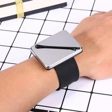 Professionele Salon Magnetische Armband Wrist Band Strap Belt Haar Clip Houder Haaraccessoires Kapper Kappers Styling Tools